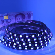 Fita Led Uv Ultravioleta Luz Negra Para Fotossensíveis - 1m