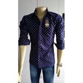 Camisa Social Masculina Md Slim Fit Importada Pronta Entrega