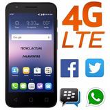 Alcatel Ideal 4g Android 5.1 8gb 1gb Ram Liberado Factura