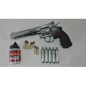 Pistola Sr357 Co2 Crosman 4.5 Full Metal