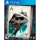 Batman Return To Arkham Ps4 Nuevo Sellado Fisico