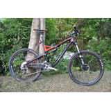 Specialized S-works Stumpjumper Full Suspension Carbono