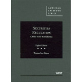 Livro Em Inglês - Securities Regulation: Cases And Materials