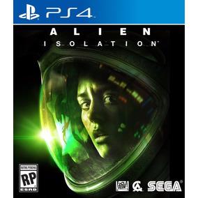 Alien Isolation Nuevo Ps4 Dakmor Canje/venta
