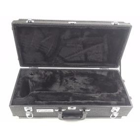 Estojo Case Para Trompete Modelo Luxo Profissional