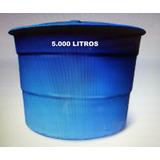 Caixa Dágua De 5000 Litros De Fibra De Vidro