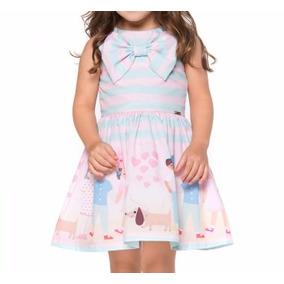 Vestido Mon Sucre Infantil 13.11.31048