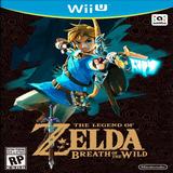 Oni Games - The Legend Of Zelda Breath Of The Wild Wii U