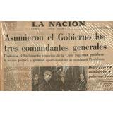 Diario La Nacion Asuncion Videla Golpe Militar Marzo 1976