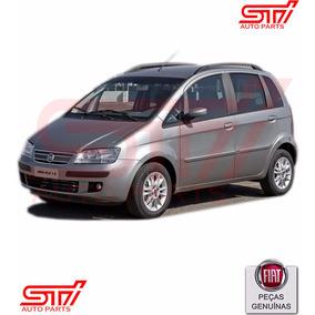 Limitador Porta Dianteira Esquerda Idea 06/17 Original Fiat