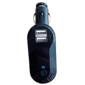 Bluetooth Car Kit Transmissor Fm Mp3 Player Com Usb 5 V /