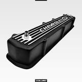 Tapa De Valvulas Chevy Chevrolet 400 250 Aluminio Collino
