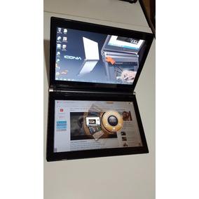 Notebook 2 Telas Touch Screen - Iconia 6673 + Gravador Bd