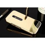 Capinha Bumper Espelhada Celular Motorola Moto G3 Top