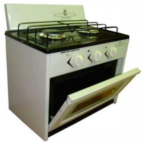 Anafe Mini Cocina De 2 Hornallas Con Horno Gas Envasado