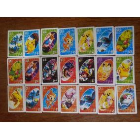Cartas Pokémon Go! Juego De Cartas Uno Pokémon Importadas