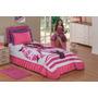 Colcha Infantil Solteiro Monster High Cobre Leito 2 Pcs Pink