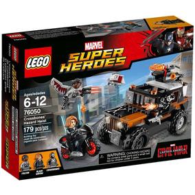 Lego Marvel Super Heroes 76050 El Peligroso Golpe D Calavera