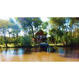 Alquiler Casa Cabaña Delta De Tigre Isla A. Arroyon