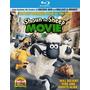 Blu-ray Shaun The Sheep Movie / Shaun El Cordero / Bd + Dvd