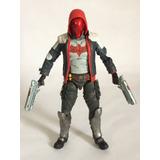 Red Hood Arkham Suelto Dc Collectibles Exclusivo Gamestop