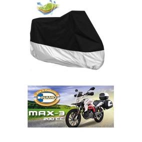 Cubierta Funda Protector Impermeable Xxl Dinamo Max 3 200 Cc