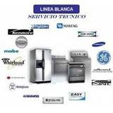 Servicio Tecnico Lavadoras,secadoras,neveras,cocinas. Repara