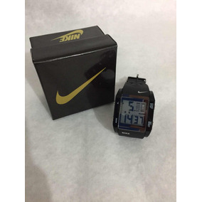 Reloj Nike Queso Digital Fechador Luz Alarma Para Caballero