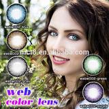 Lentes De Contacto Circle Lens, Web002, Agrandan El Iris