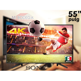 Televisor Smart Tv Sony 55 Pulgadas 4k Hdr Codigo X72f