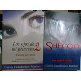 Libros Ojos De Mi Princesa 2 Y 3