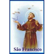 Milheiro Santinho São Francisco De Assis Promessa 1000 Un