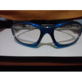 Oferta De Lente Oakley Originales Monster Dog Azules