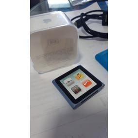 Ipod Nano 6 Geração - 8 Gb Original Em Ótimo Estado.