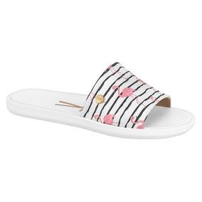 dcd6e8091 Chinelo Slide Feminino Good Vibes Vizzano - Sapatos no Mercado Livre ...