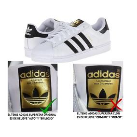 Tenis adidas Superstar Oro Original Dama Sinproblema C77124