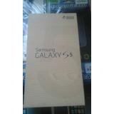 Caja Original Samsung Galaxy S5 Excelente Estado