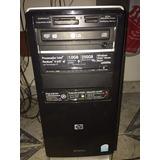 Torre Cpu Hp Pentium 4 Para Repuesto