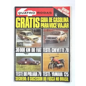 Quatro Rodas 206 Set 1977 Polara 78 Fiat 147 Passat Executiv