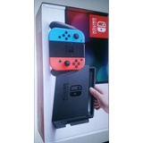 Consola Nintendo Switch 32gb Color Neon Red-blue Rojo-azul