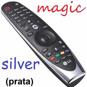 Controle Remoto Smart Magic Motion An-mr600 Lg Silver Prata