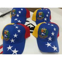 Gorra De Venezuela Tricolor Somos Mayoristas