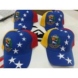 Gorra De Venezuela Tricolor Somos Mayoristas En Vlncia