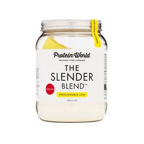 Proteína Slender Blend 600g Varios Sabores