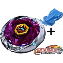 Beyblade Metal Fury -phantom Orion Bb118 +1 Super Lançador