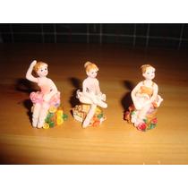 6 Bailarinas,souvenir,15 Años,cumpleaños,cotillon,adornos,