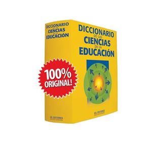 Diccionario De Las Ciencias De La Educación