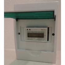 Medidor De Energía Kwh 110v / 220v + Gabinete