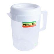 Jarra Vanyplas 2.5 Litros Blanca Jarra Vanyplas 2.5 Tk686