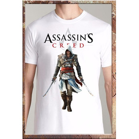 Remeras Videojuegos Consolas Assasin Creed God Of War Doom